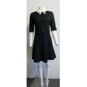 Ted Baker Dresses - TED BAKER Women's Blue Lace Dress sz 4/US10